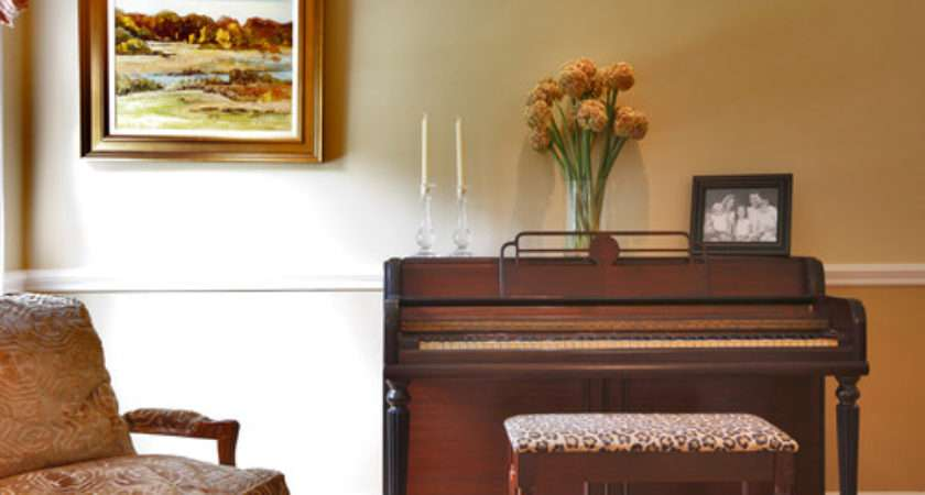 Upright Piano Placement Living Room