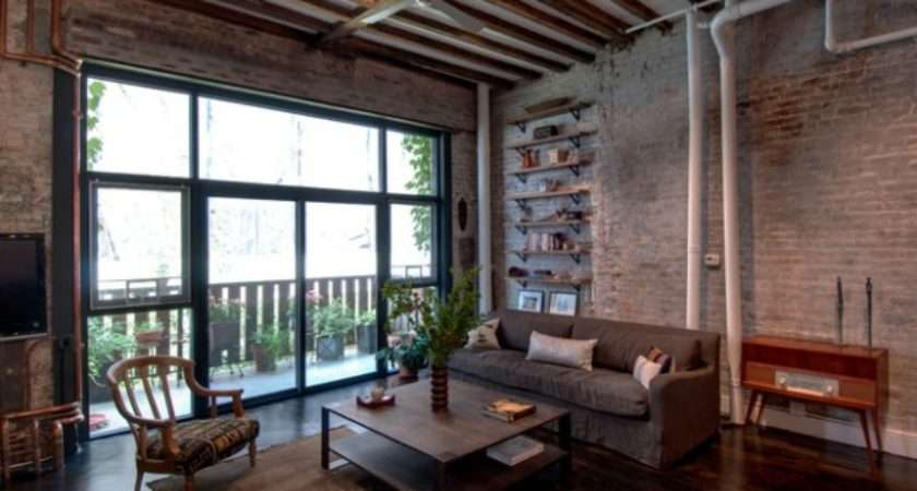 Urban Interior Design Ideas Industrial Style