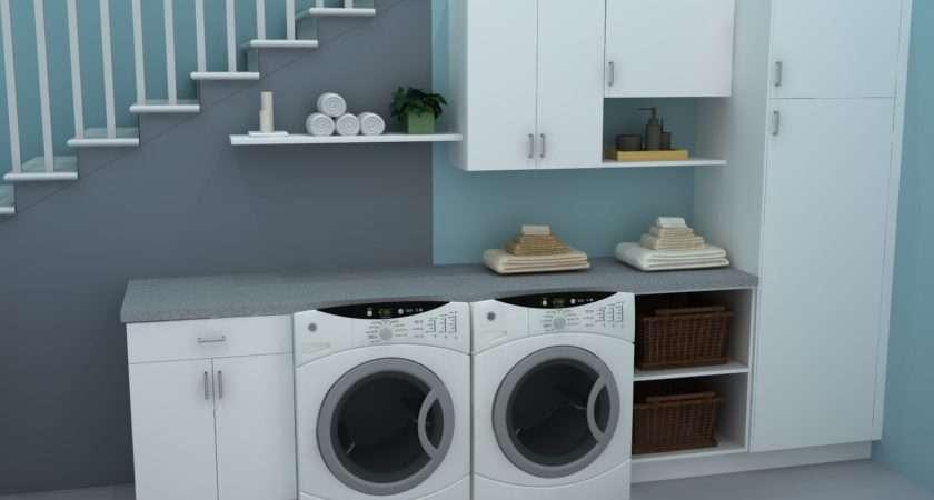 Useful Spaces Practical Ikea Laundry Room