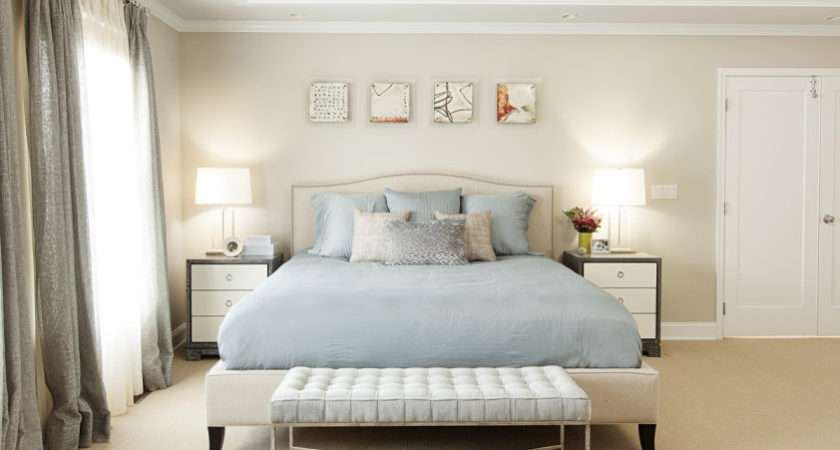 Using Taupe Create Stylish Romantic Bedroom