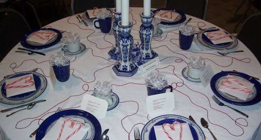 Valentine Day Table Decorating Design Ideas