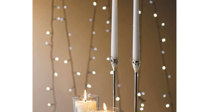 Vera Wang Wedgwood Love Knots Tealight Holders Set