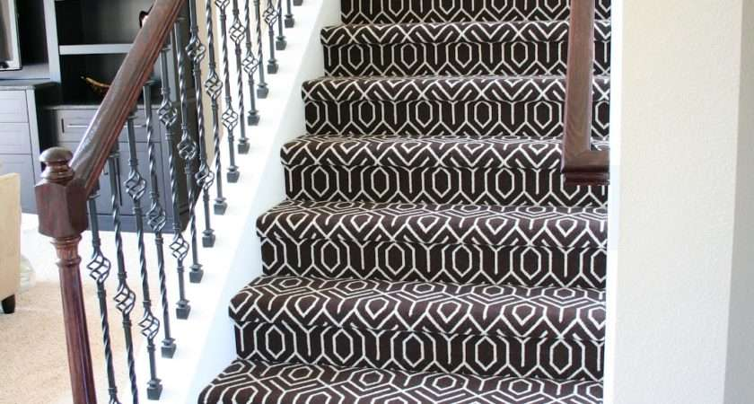 Vernon Volumes Stair Carpet