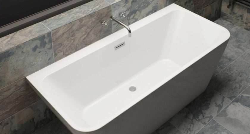 Verso Back Wall Bath Special Offer Victoriaplum