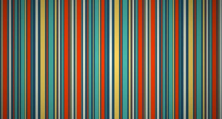 Vertical Bold Stripe Patterns