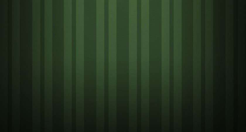 Vertical Green Stripes Abstract