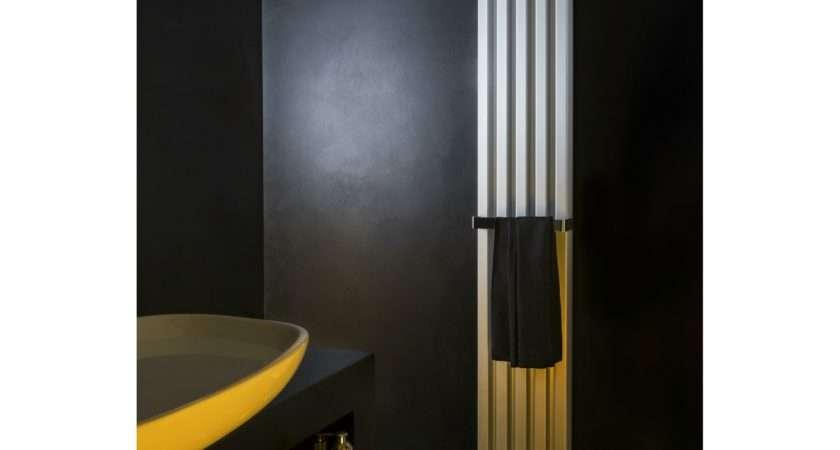 Vertical Wall Mounted Decorative Radiator Soho Bathroom Tubes