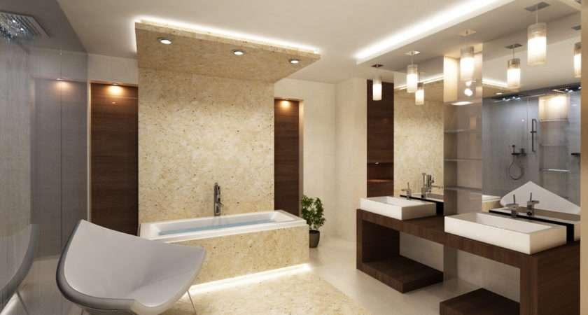Very Large Bathroom Design Interior Blog