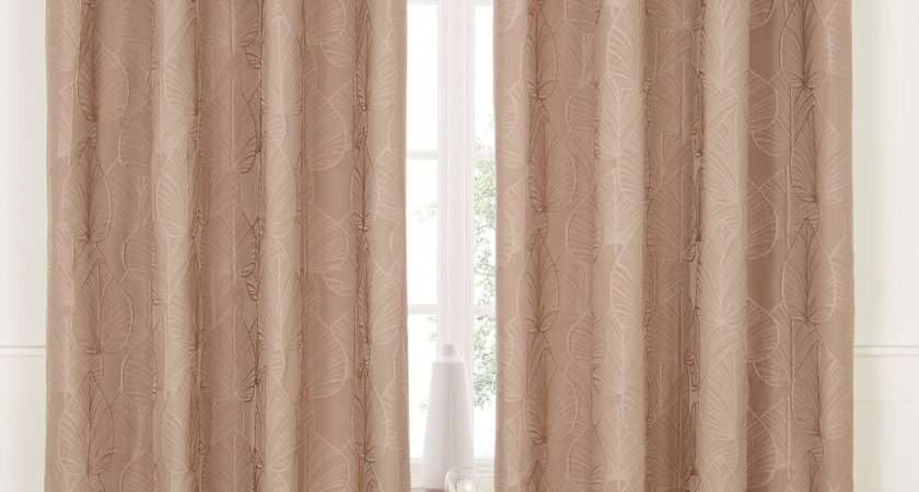 Very Littlewoods Soller Eyelet Curtains Charcoal