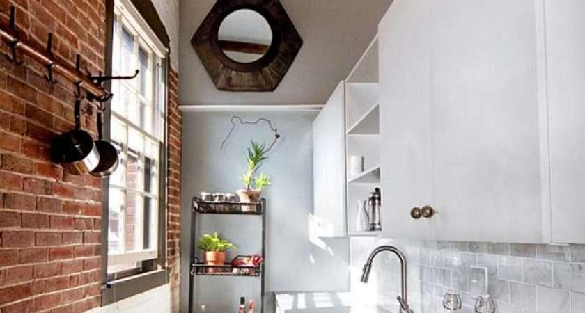Very Small Kitchen Ideas Tips Hgtv