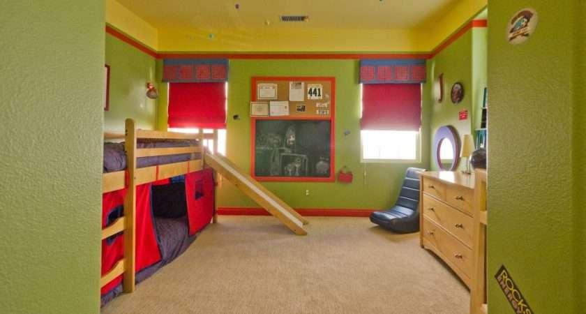 Vibrant Playful Boy Room Hgtv
