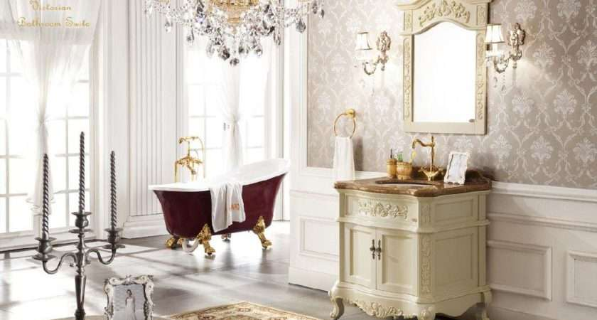 Victorian Bathroom Designs Comfortable Home Design