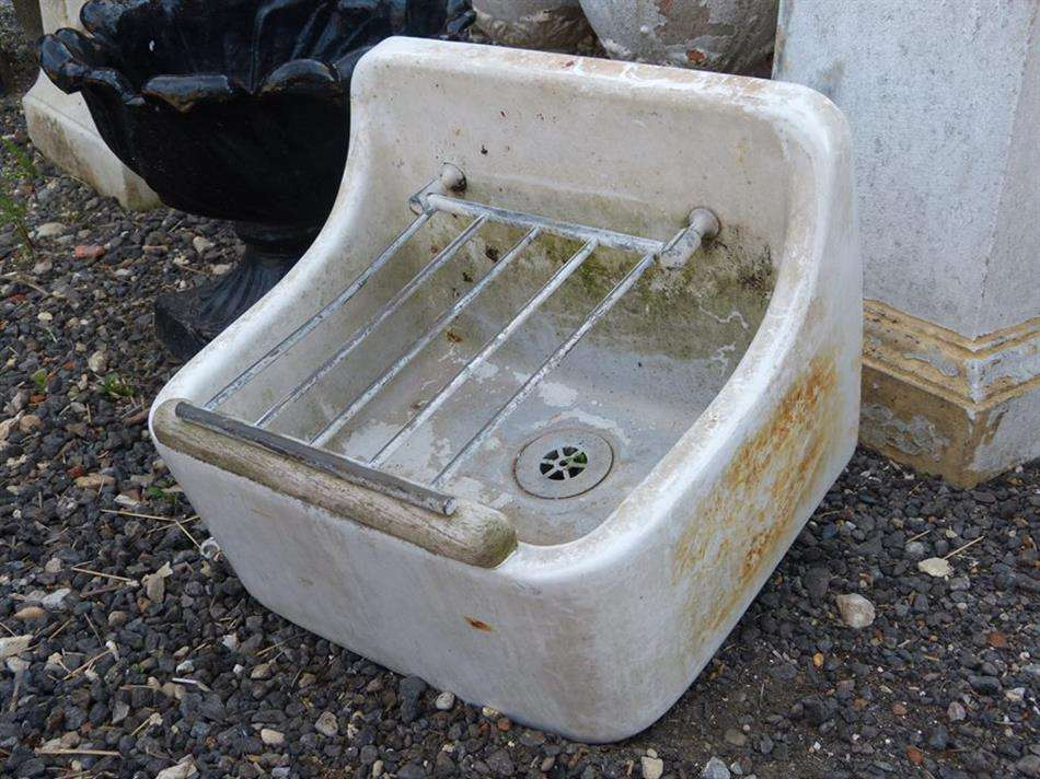Victorian Butler Sink Drainer Lovely Little