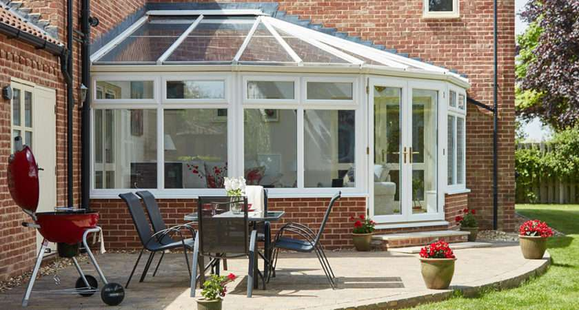 Victorian Conservatories Anglian Home