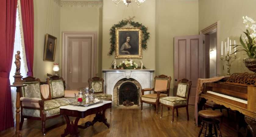 Victorian Decor Style Bedroom Living Room