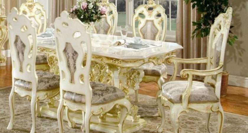 Victorian Decoration Ideas Table Chair