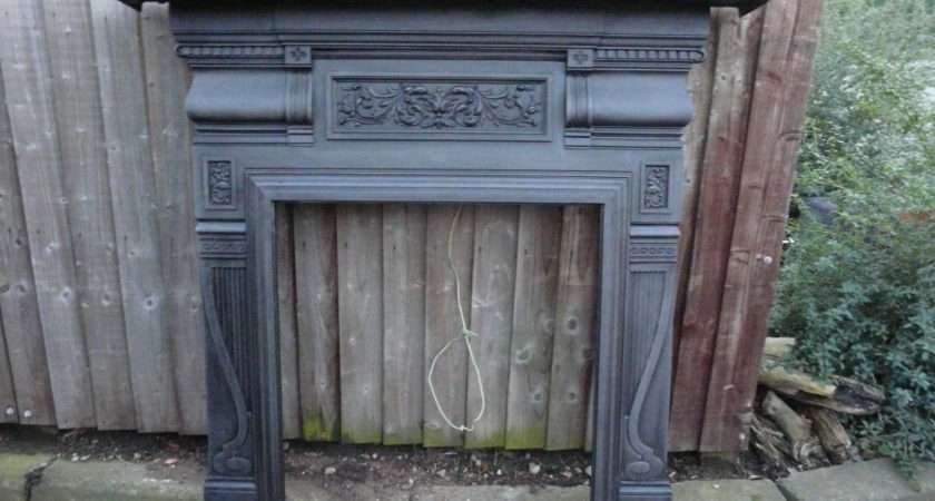 Victorian Fire Surround Inc Vat Shelf