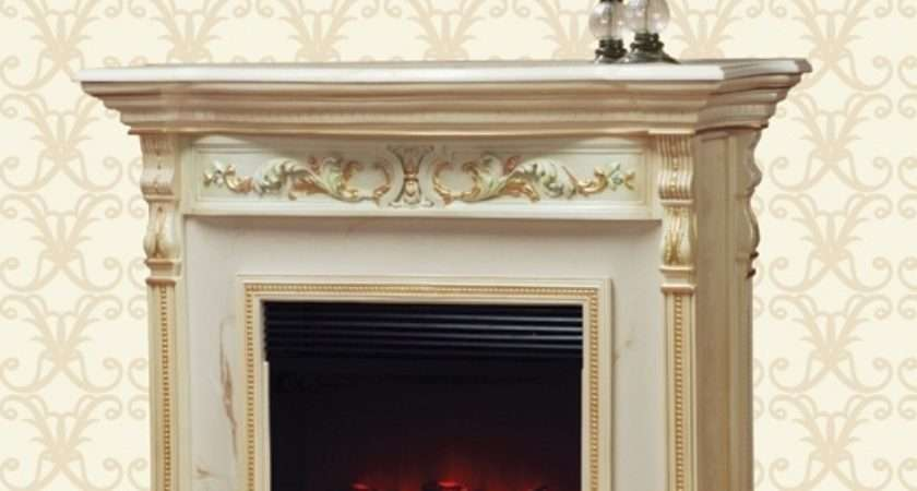 Victorian Fireplace Electric Furniture