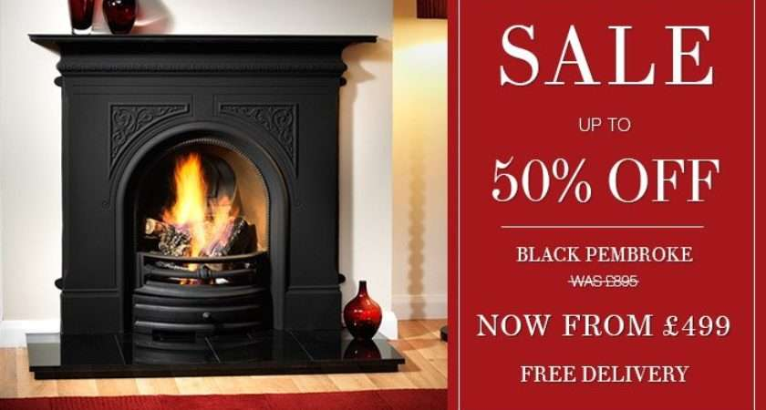 Victorian Fireplaces Cast Iron Wood Electric