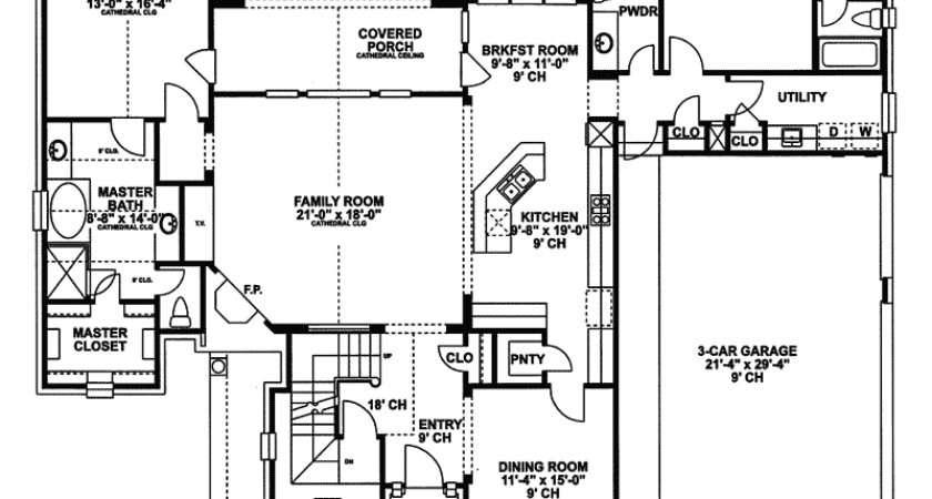 Victorian House Plans Cottage