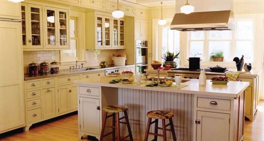 Victorian Kitchens Cabinets Design Ideas Smiuchin