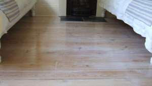 Victorian Pitch Pine Floorboards