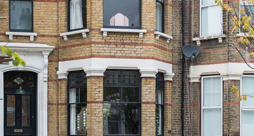 Victorian Terrace London Brought Back