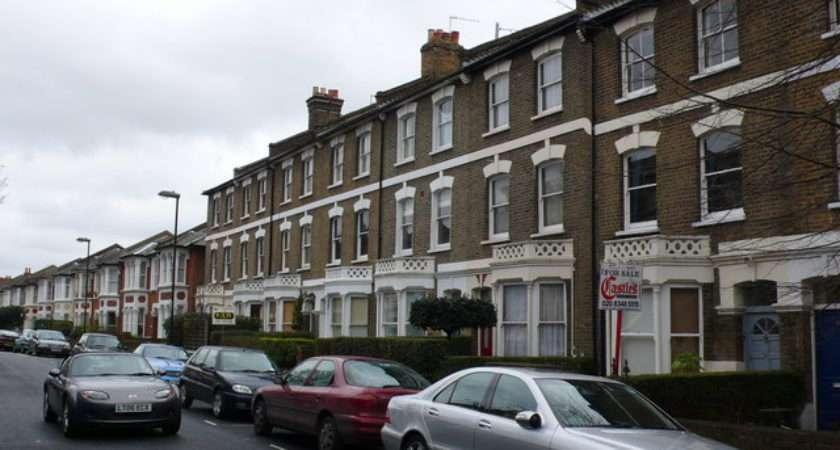 Victorian Terraced Houses North London Nigel Mykura