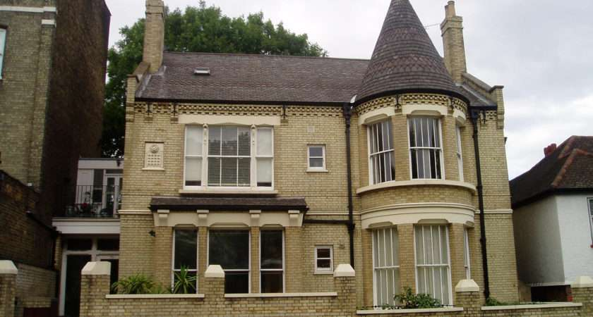 Victorian Tower House Haverstock Hill Belsize Park Lond