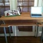 Vika Standing Desk Ikea Hackers