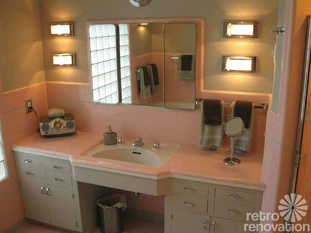Vintage Bathroom Tile Photos Readers Designs