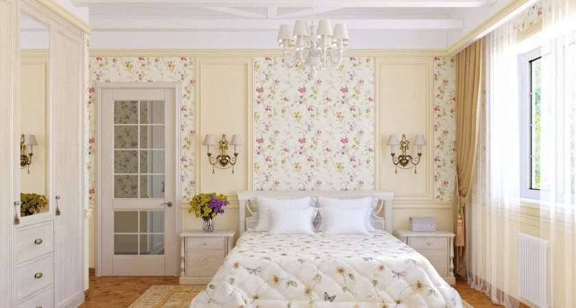 Vintage Bedroom Wallpaperhdc