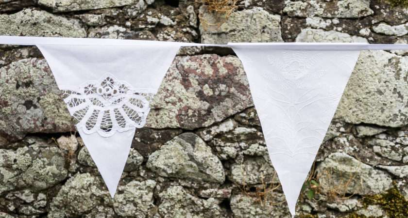 Vintage Bunting Wedding Collection