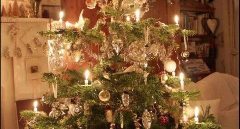 Vintage Christmas Tree Decorations Boutique