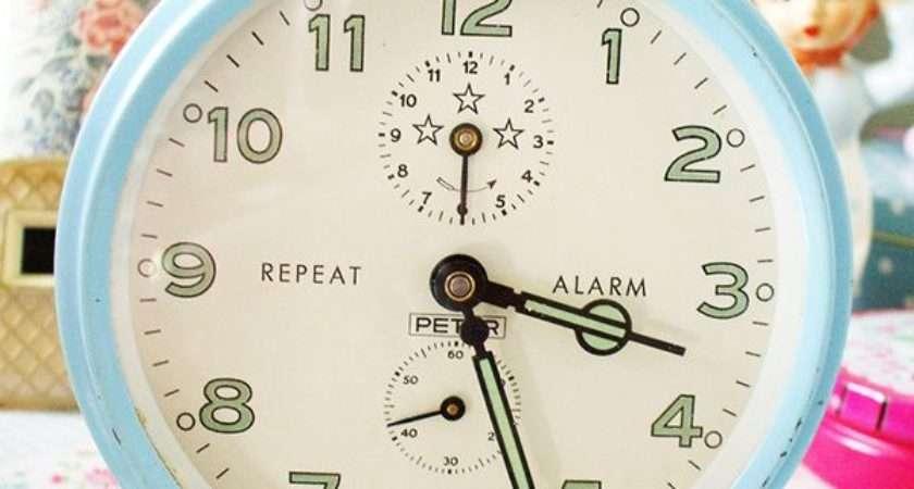 Vintage Clock Pinterest Cath Kidston Clocks