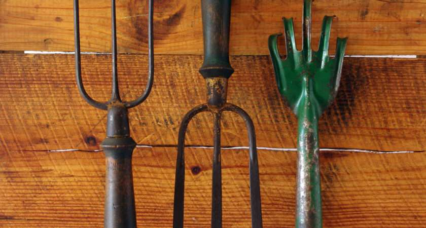 Vintage Garden Tools Instant Collection Gizmoandhooha Etsy
