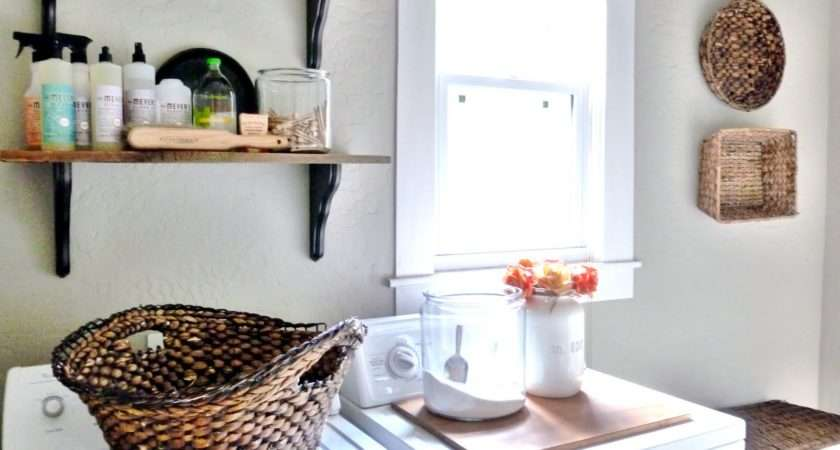 Vintage Home Love Laundry Room Ideas