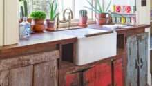 Vintage Kitchen Ideas Using Reclaimed Materials Eclectic