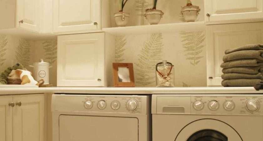 Vintage Laundry Room Decor All