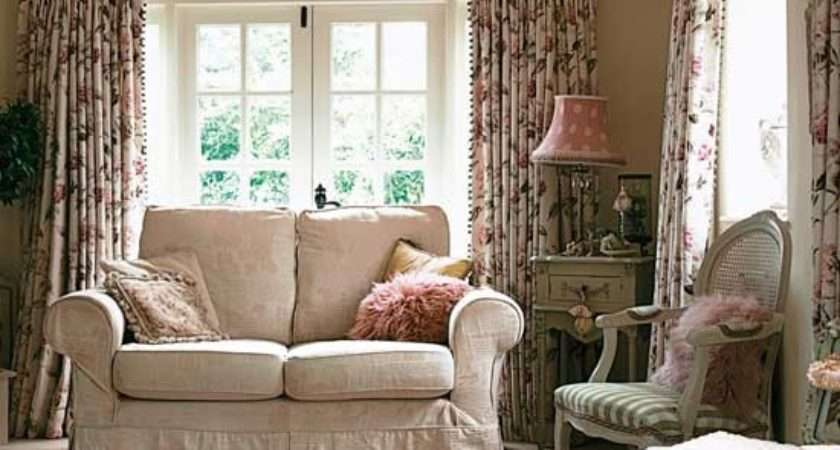 Vintage Living Room Housetohome