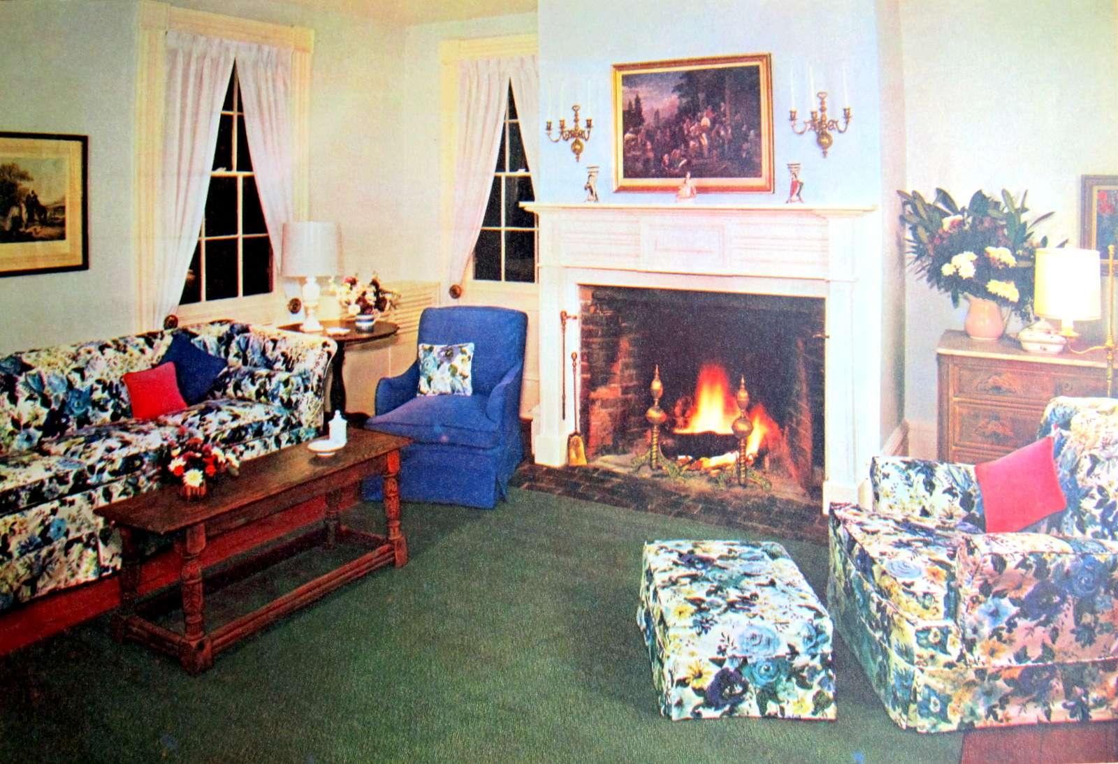 Vintage Living Rooms Soviet Union Littleretronome