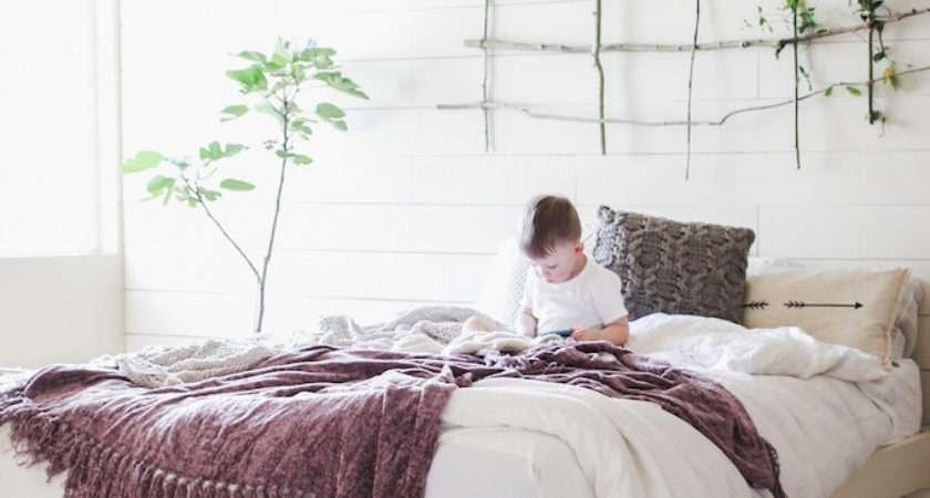 Vintage Whites Blog Modern Bedroom Makeover