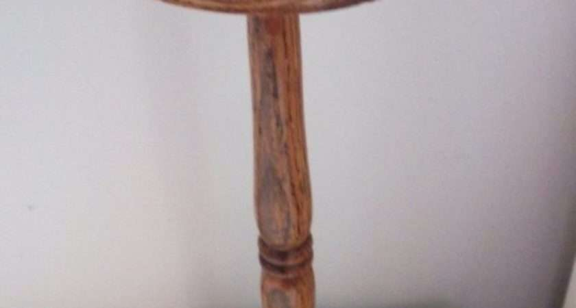 Vintage Wood Hat Stand Thriftcraft Etsy