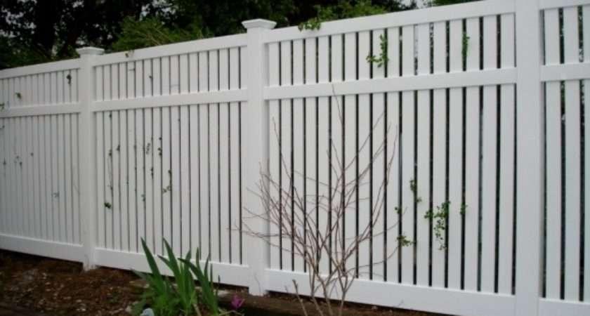 Vinyl Fencing Colors Fence Ideas