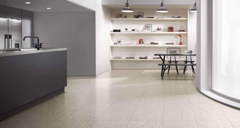 Vinyl Flooring Modern Style Kitchen Countertop Floor