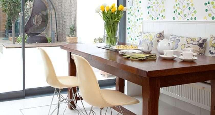 Viral Day Modern Kitchen Diner Green