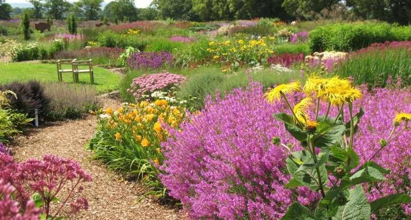 Visiting Garden Sussex Prairie
