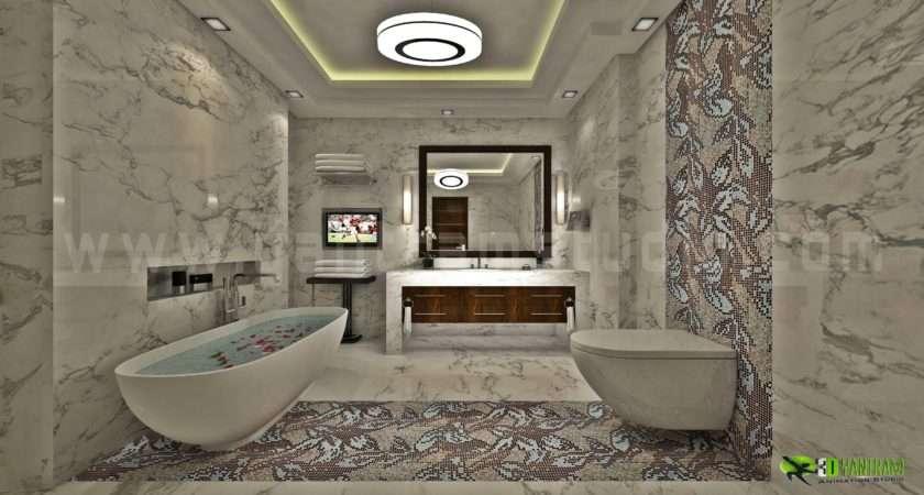 Visualize Your Modern Bathroom Design Yantram