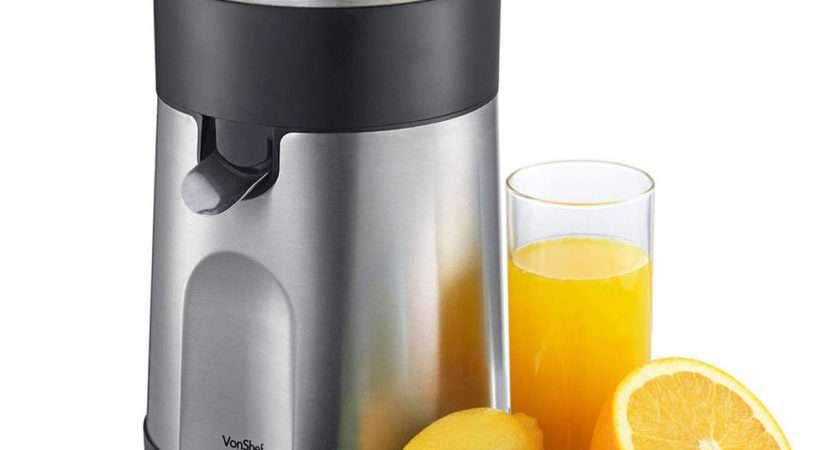 Vonshef Citrus Fruit Juicer Electric Press Juice