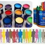Voom Into Valspar Paints Moregeous More Than Gorgeous